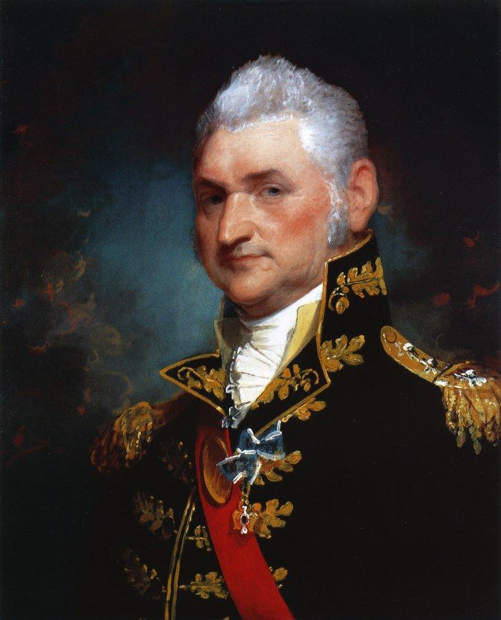 Henry Dearborn 1812 1813 | Gilbert Stuart | oil painting