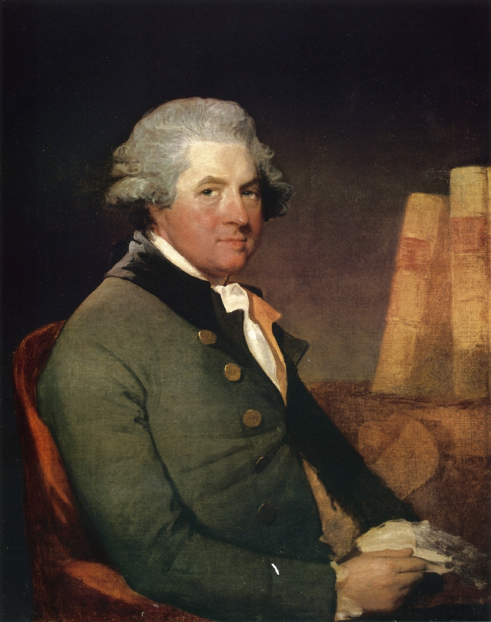 William Burton Coyngham 1791 1792 | Gilbert Stuart | oil painting