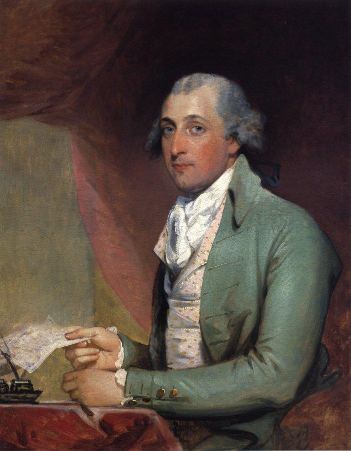 William Bayard 1793 1794 | Gilbert Stuart | oil painting