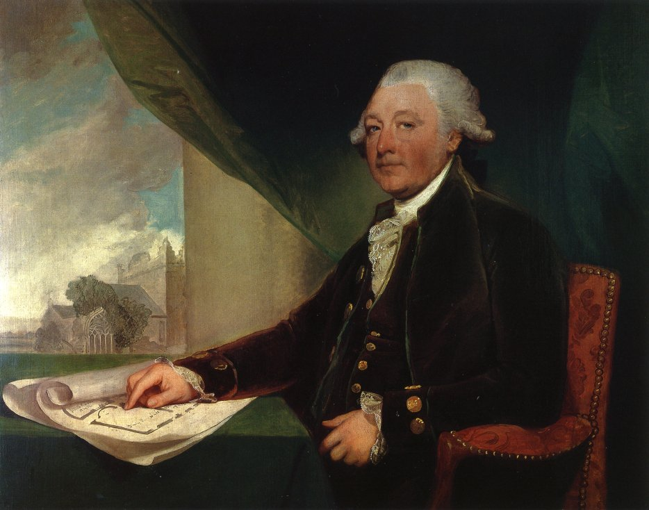 William Barker 1791 | Gilbert Stuart | oil painting