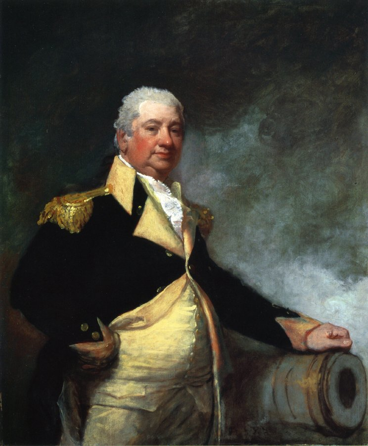 Henry Knox 1806 | Gilbert Stuart | oil painting