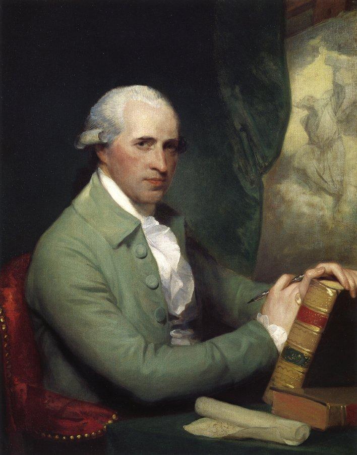 Benjamin West 1783 1784 | Gilbert Stuart | oil painting