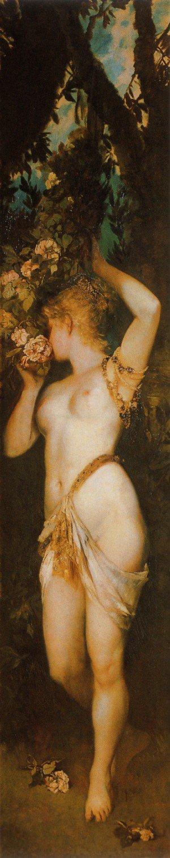 Geruch 1879 Osterreichische Galerie Belvedere | Hans Makart | oil painting