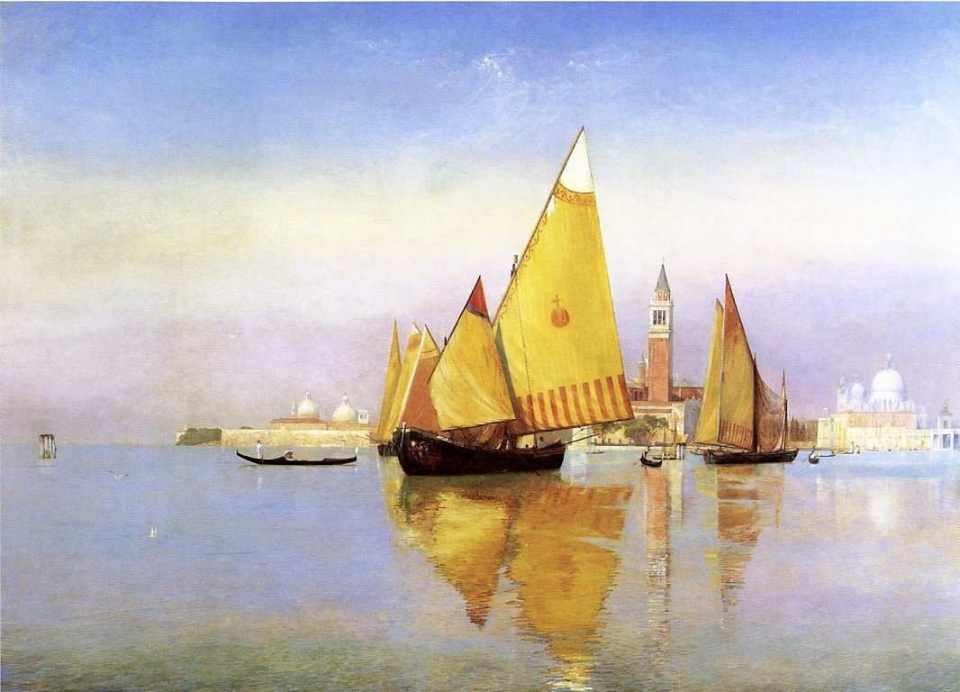 Venice 1881 | Henry Roderick Newman | oil painting