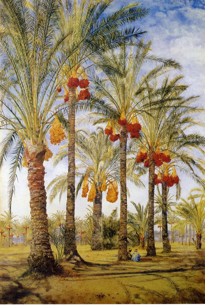Ramleh 1890 | Henry Roderick Newman | oil painting
