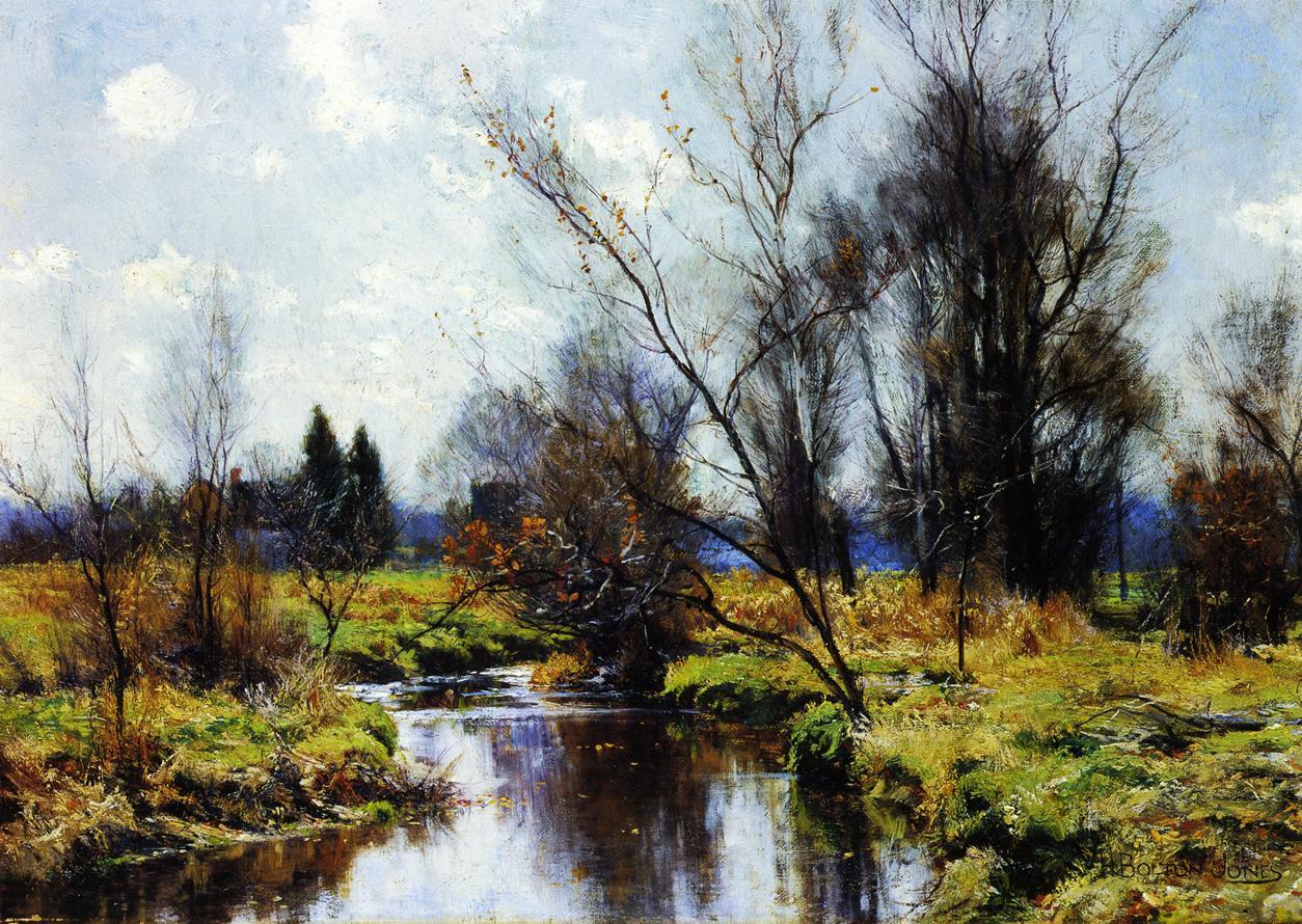Landscape | Hugh Bolton James | oil painting