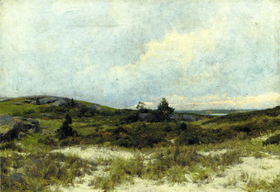 The Dunes 1880 1889 | Hugh Bolton Jones | oil painting