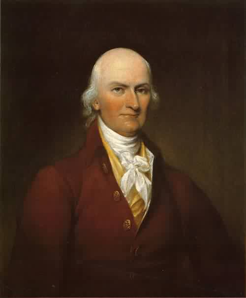 Portrait of Colonel Joseph Bull Date unknown | John Trumbull | oil painting