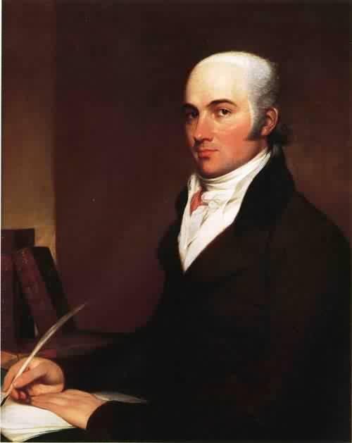 Portrait of John Gore Jr Date unknown | John Trumbull | oil painting