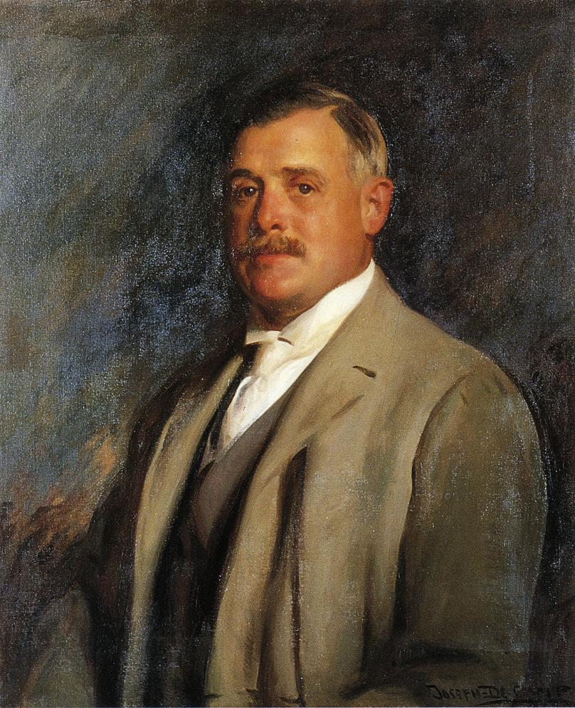 Albert Hayden Chatfield 1905 | Joseph deCamp | oil painting