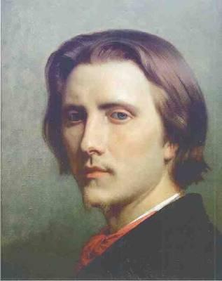 Portrait of a Man | Leon Bazile Perrault | oil painting