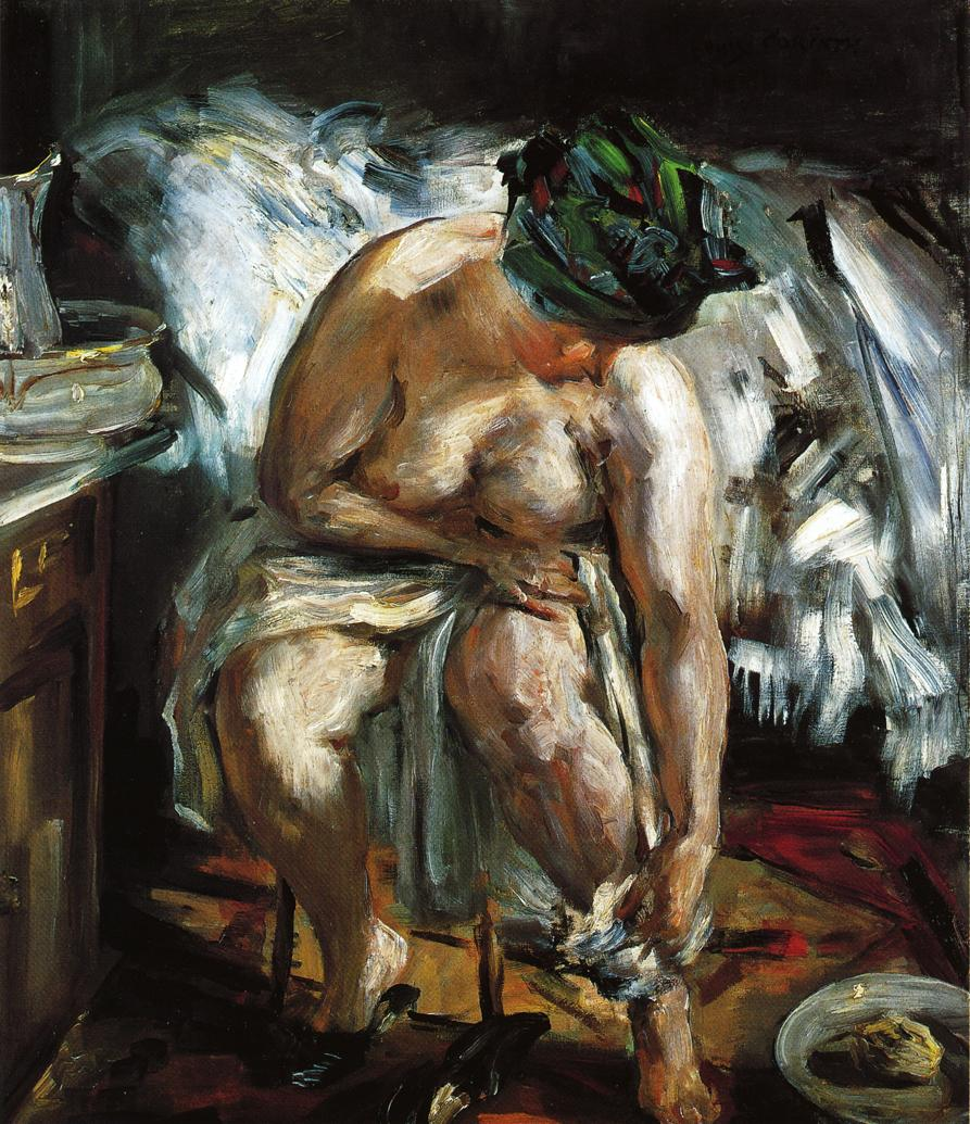 Matinee | Lovis Corinth | oil painting