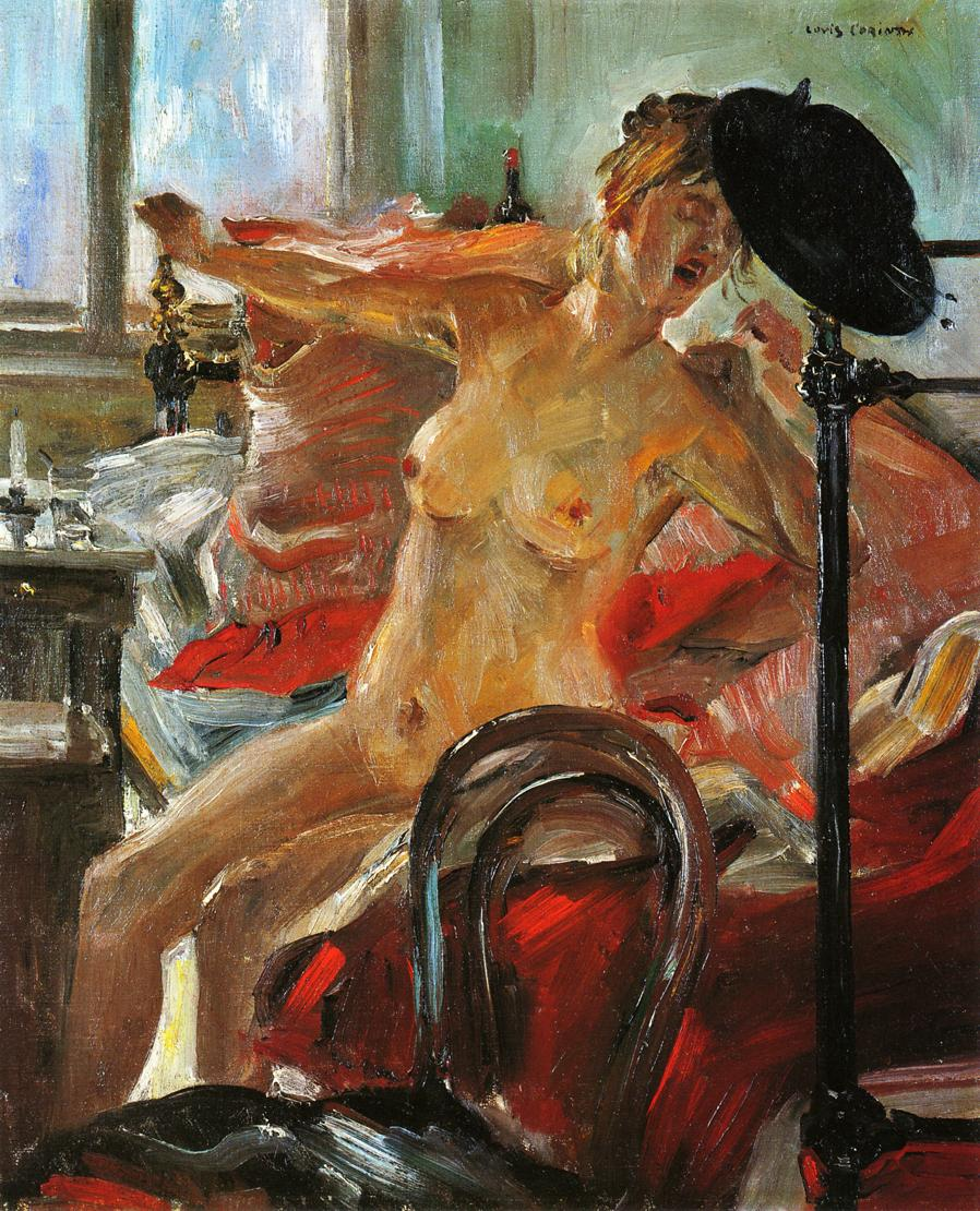 Morning | Lovis Corinth | oil painting