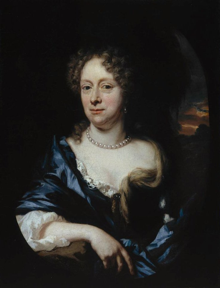 Portrait of Helena van Heuvel 1675 79 | Nicolaes Maes | oil painting