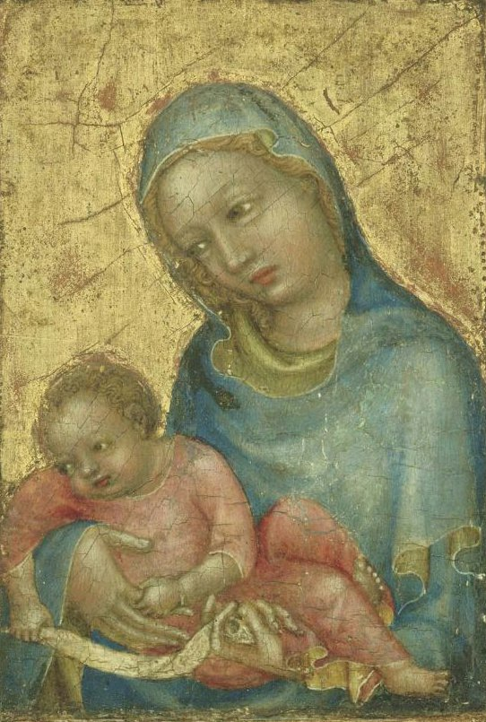 Virgin and Child | Unidentified artist | oil painting