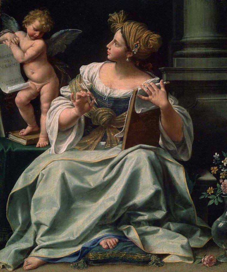 The Cumaean Sibyl 1730   Donato Creti   oil painting