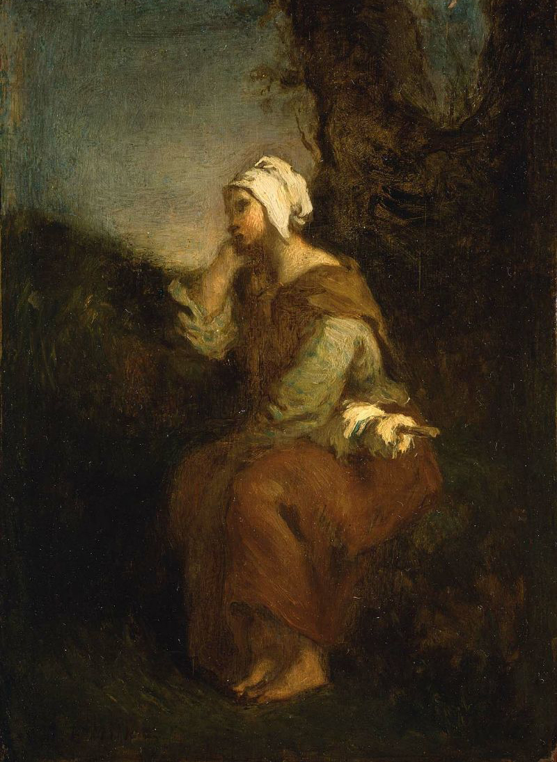 jean francois millet peasant and painter