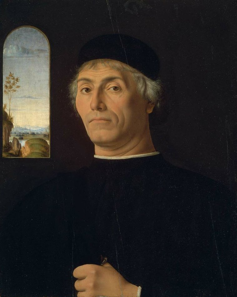 Portrait of a Man 1490s | Andrea Solario | oil painting