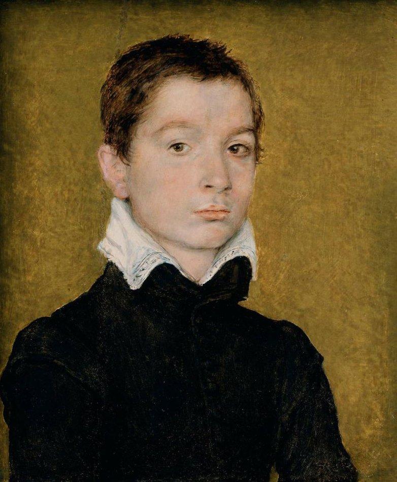 Portrait of a Young Man | Corneille de Lyon | oil painting