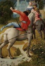 Martyrdom of Saint Hippolytus 1 | Unidentified artist | oil painting