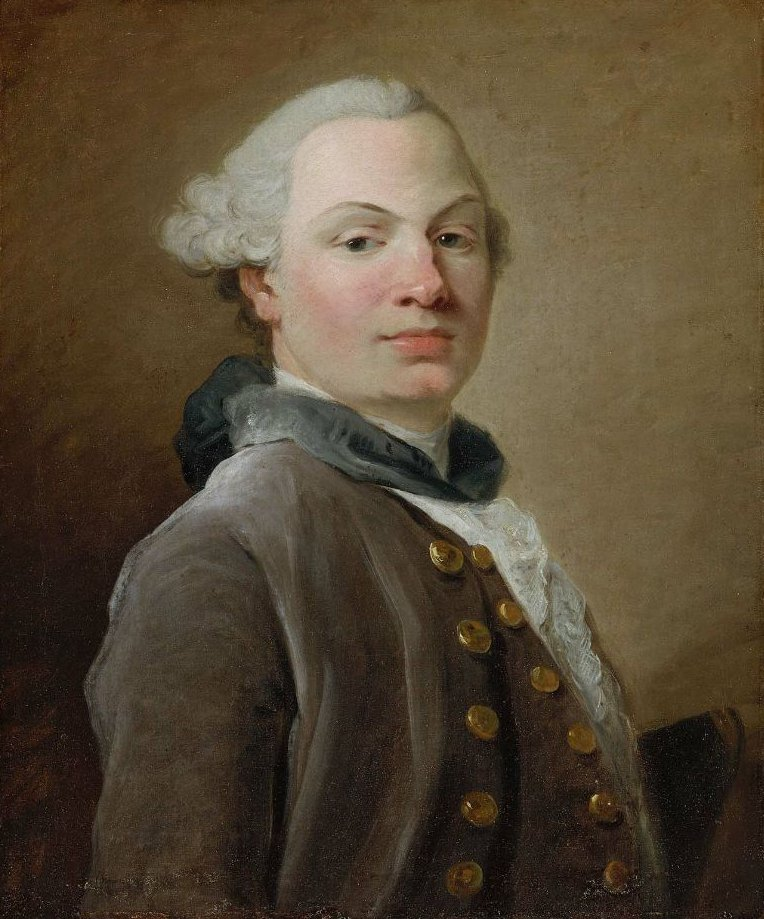 Portrait of a Man 1747 48 | Jean Baptiste Perronneau | oil painting