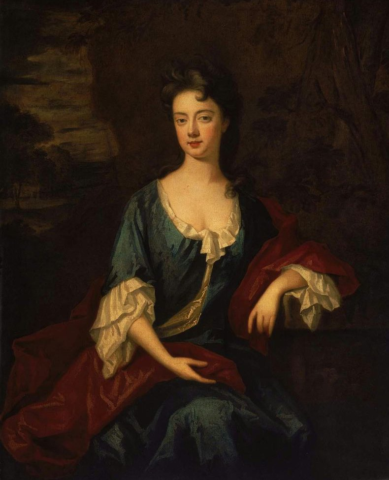 Portrait of a Woman said to be Mary Bentinck Countess of Essex | Sir Godfrey Kneller | oil painting