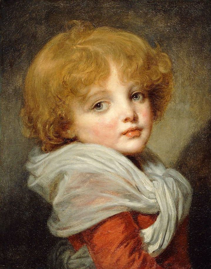 Young Boy | Jean Baptiste Greuze | oil painting