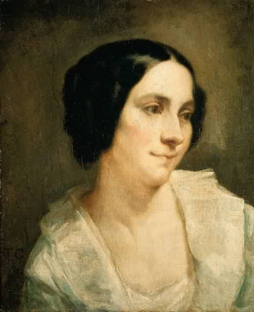Portrait of a Woman 1850s