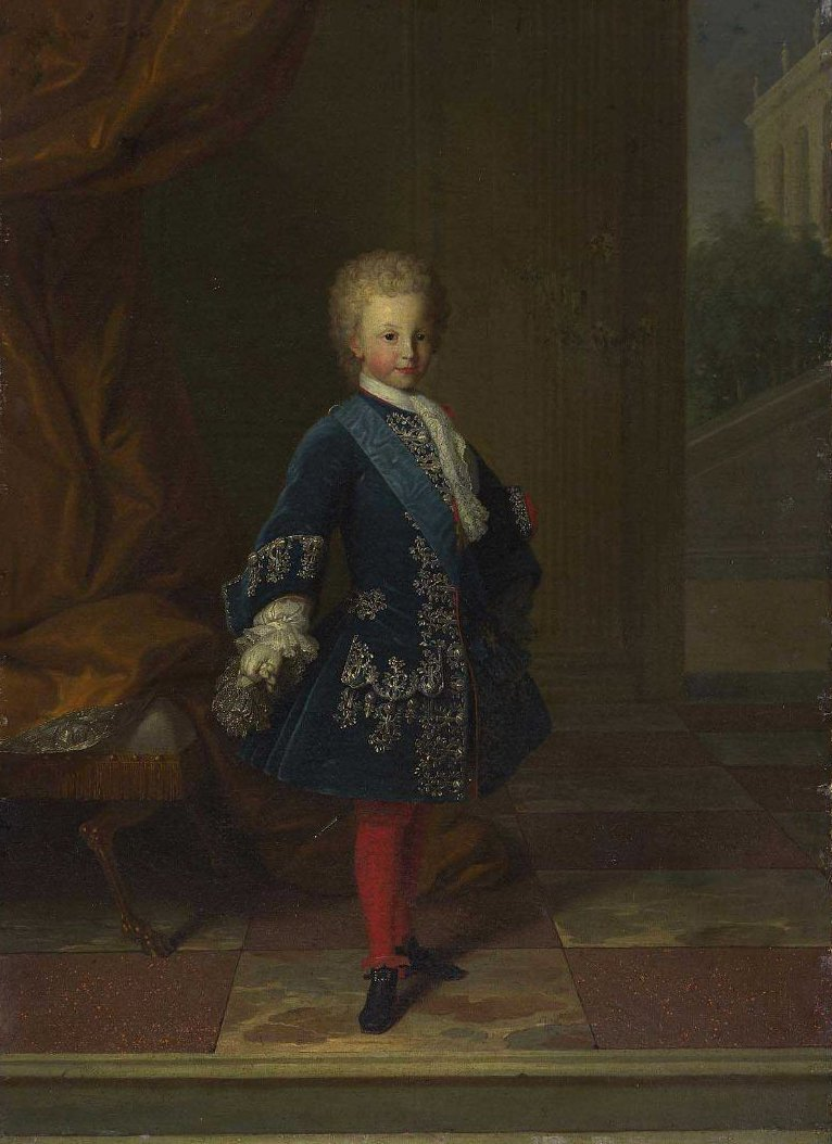 Duke D Anglume 18th century | Unidentified artist | oil painting