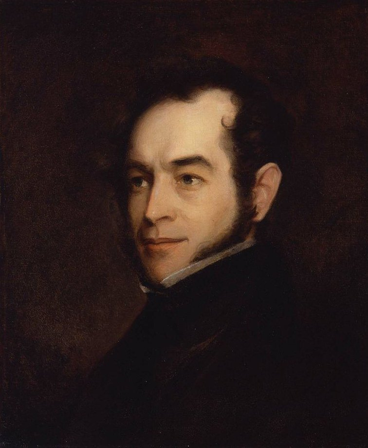 William Cullen Bryant 1833 | James Frothingham | oil painting