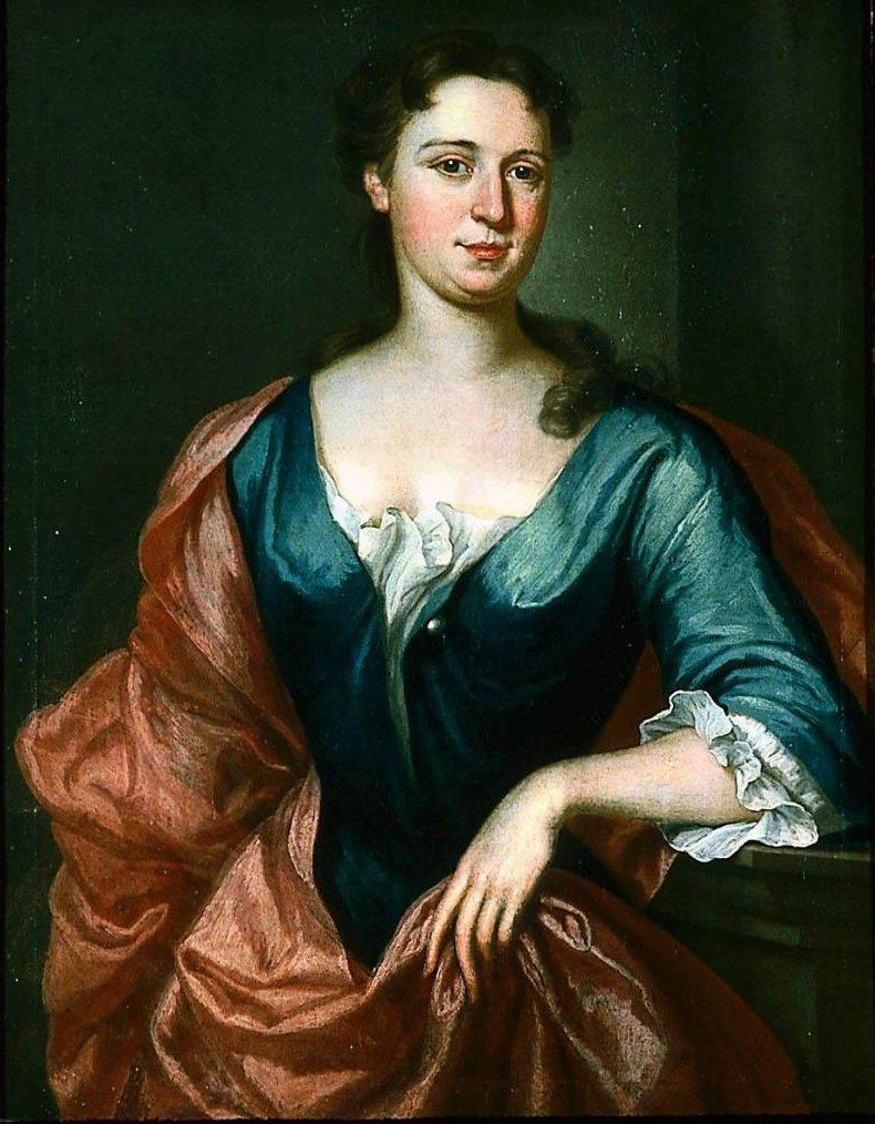 Mrs Tyng 1729 | John Smibert | oil painting