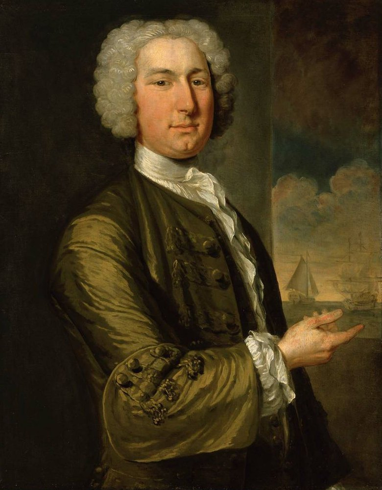 John Turner 1737 | John Smibert | oil painting