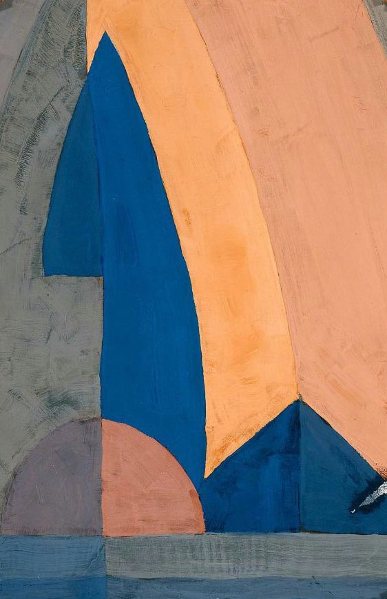 Abstract Composition 1942   Arthur Garfield Dove   oil painting