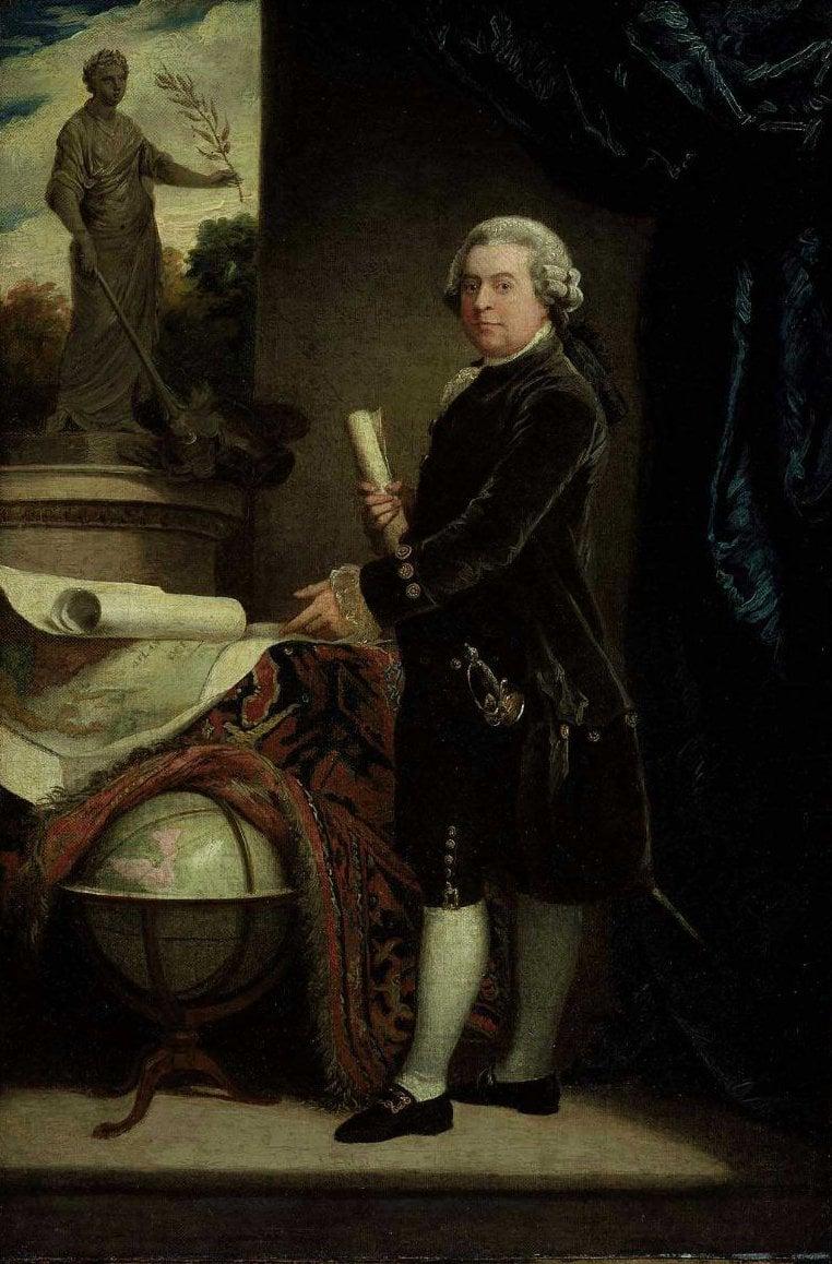 John Adams 1783 | John Singleton Copley | oil painting