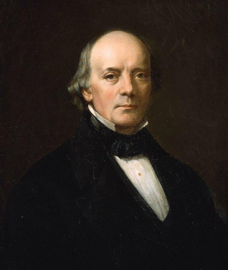 Self Portrait 1843 | Chester Harding | oil painting