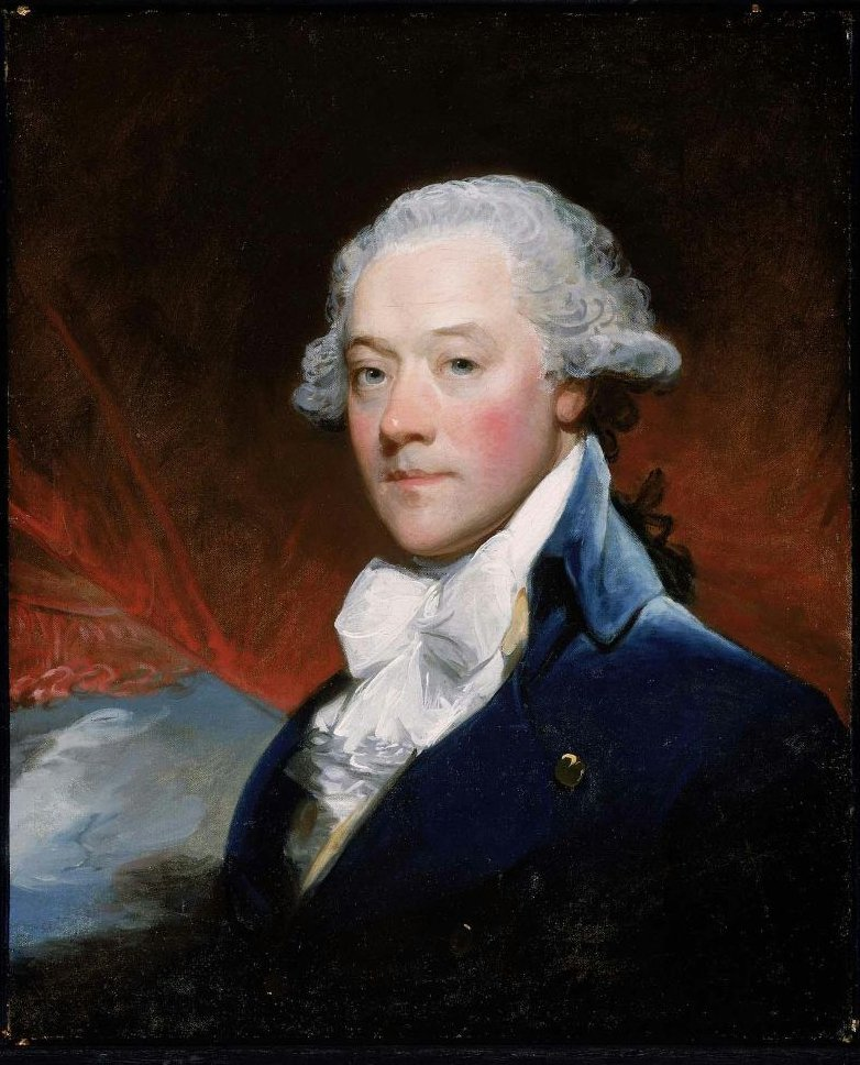 Colonel James Swan 1795 | Gilbert Stuart | oil painting