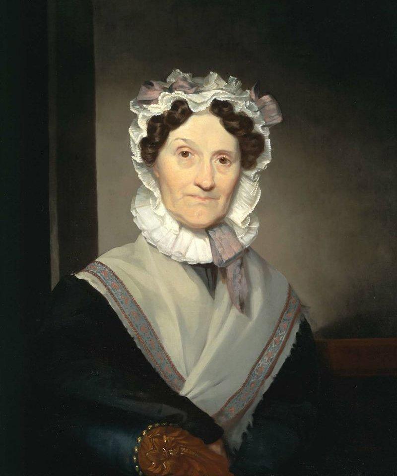 Mrs Thomas Fuller Mary Fuller 1829 | Samuel Finley Breese Morse | oil painting