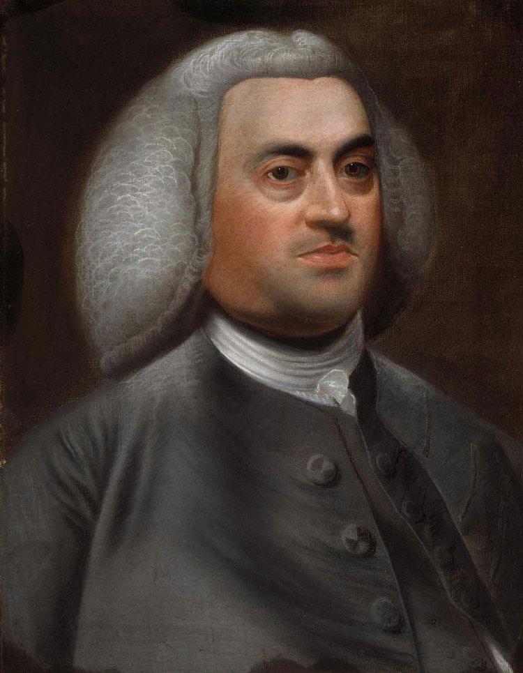 Joseph Green 1764 | John Singleton Copley | oil painting