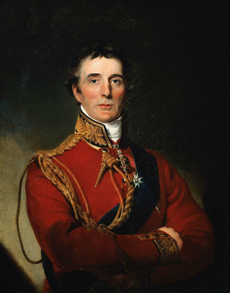 Duke of Wellington copy after Sir Thomas Lawrence 1818 | Rembrandt Peale | oil painting
