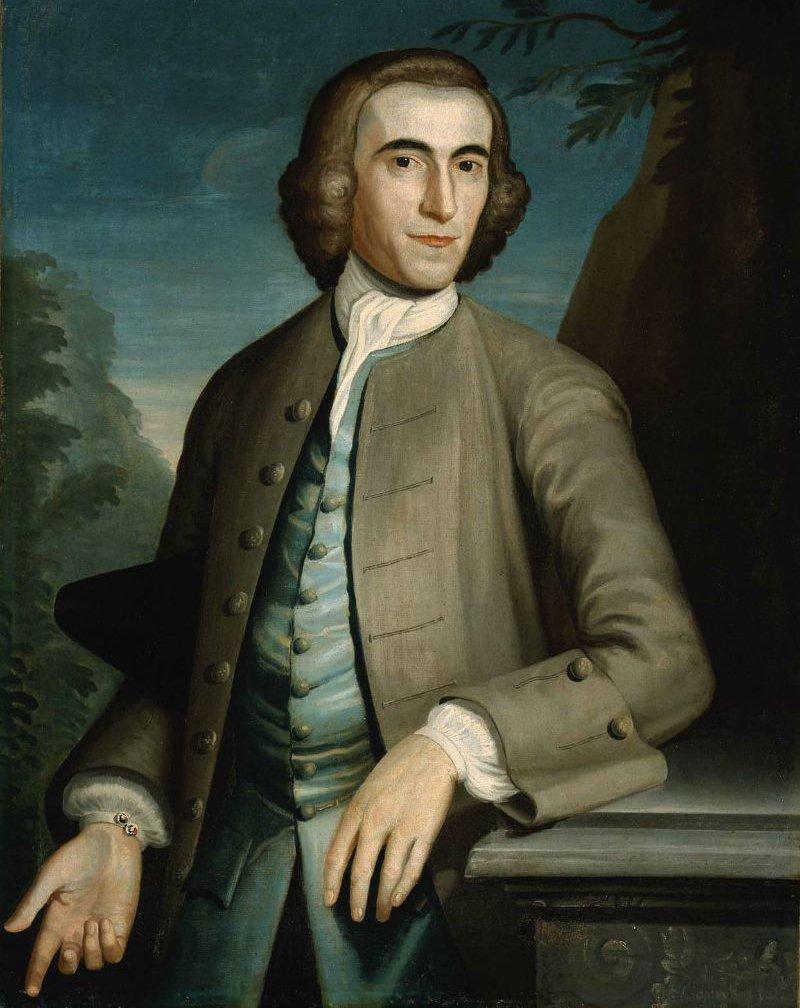 Joseph Mann 1754 | John Singleton Copley | oil painting
