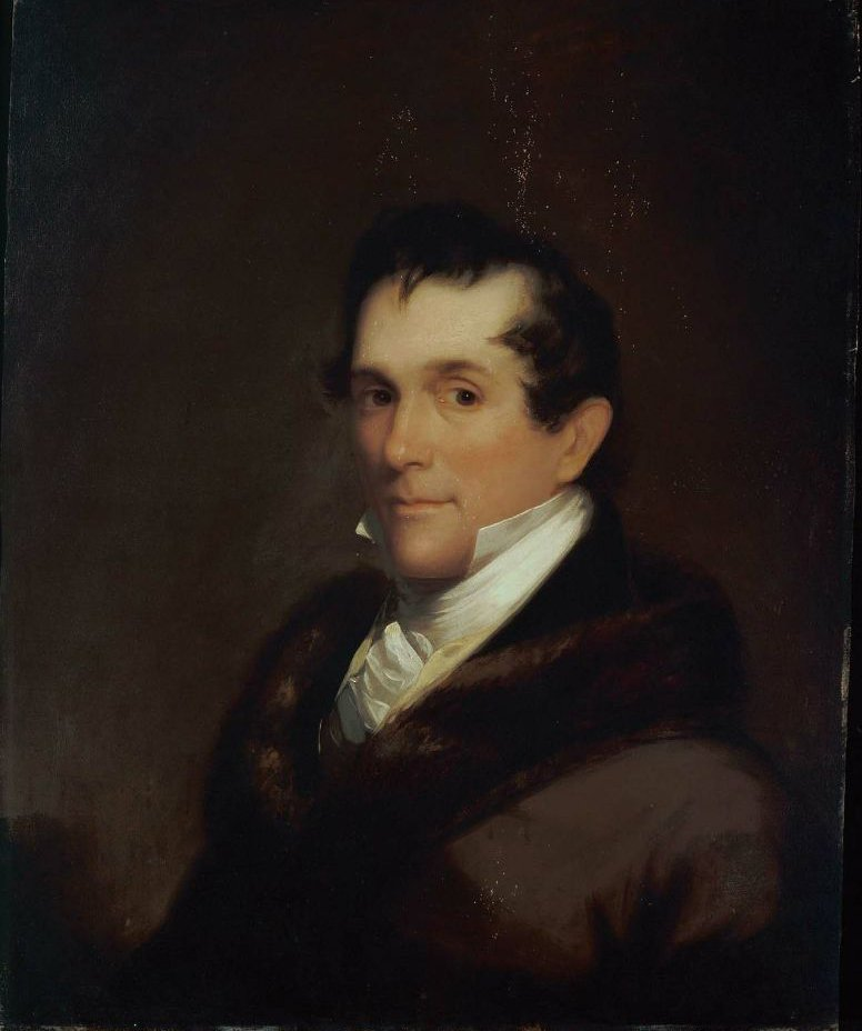 Eben Rollins 1822 | Chester Harding | oil painting