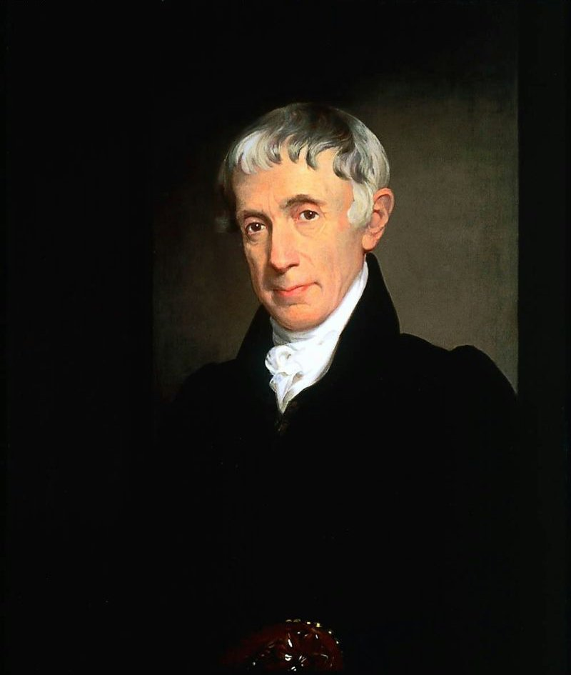 Dr Thomas Fuller 1829 | Samuel Finley Breese Morse | oil painting