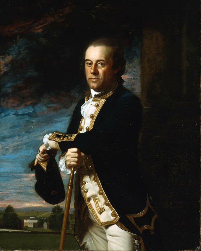James Gambier 1773 | John Singleton Copley | oil painting