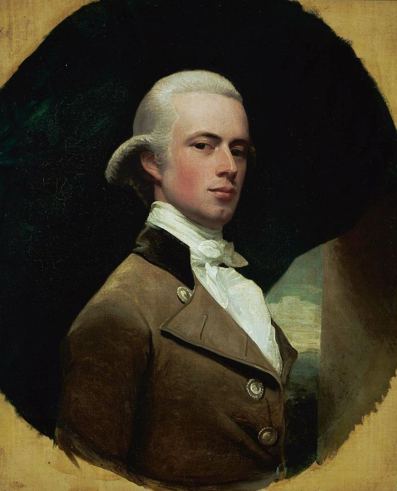 Winslow Warren 1785 | John Singleton Copley | oil painting