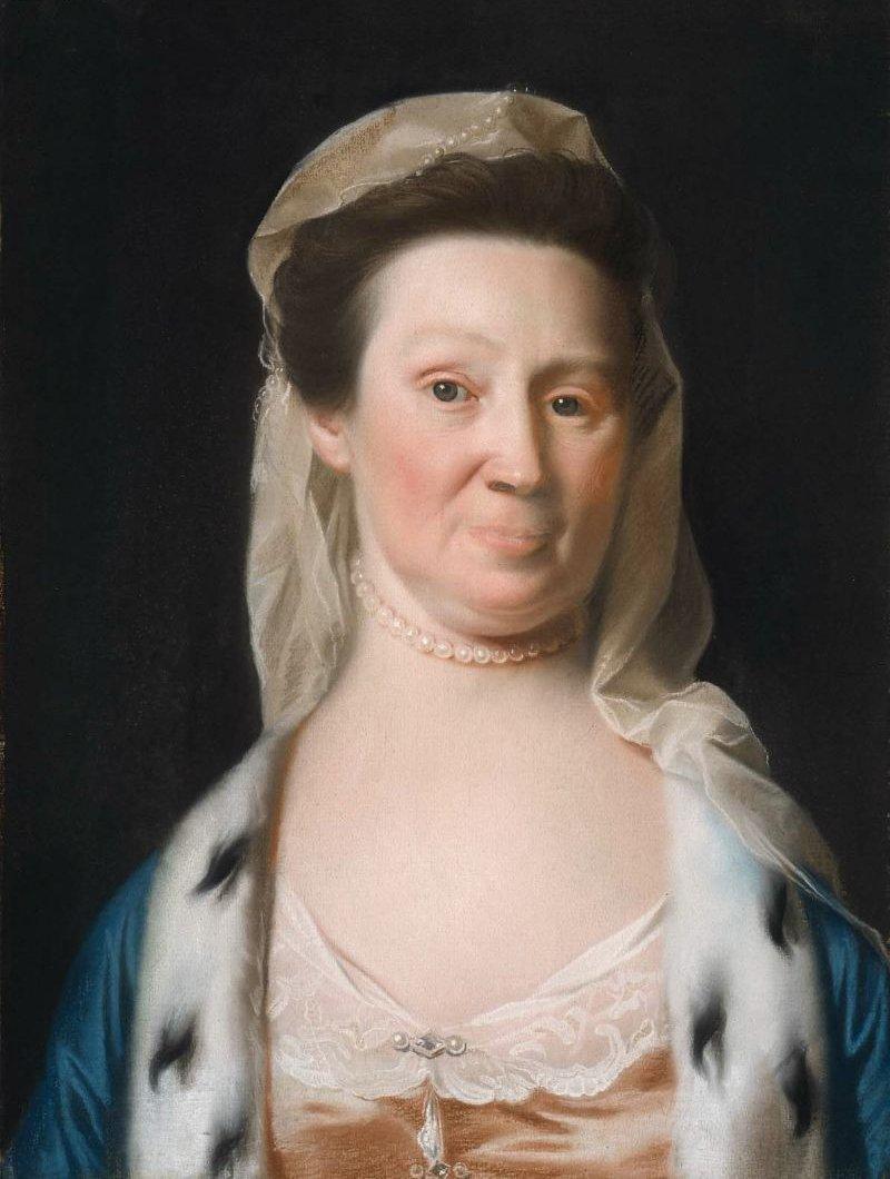 Mrs Joseph Green Elizabeth Cross 1767 | John Singleton Copley | oil painting