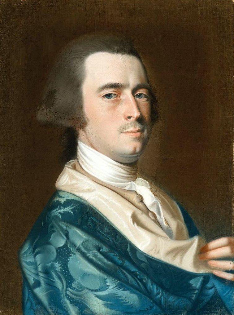 Jonathan Jackson late 1760s | John Singleton Copley | oil painting