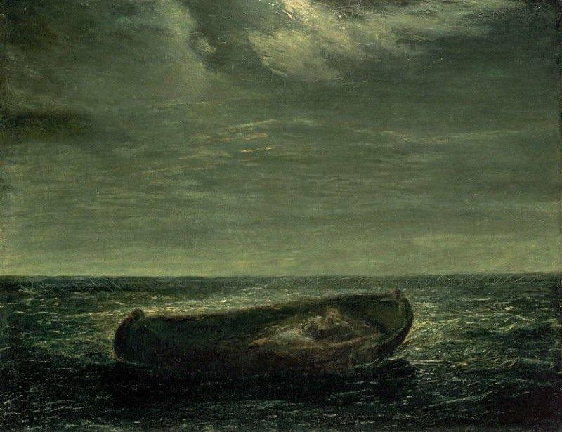Constance 1896 | Albert Pinkham Ryder | oil painting