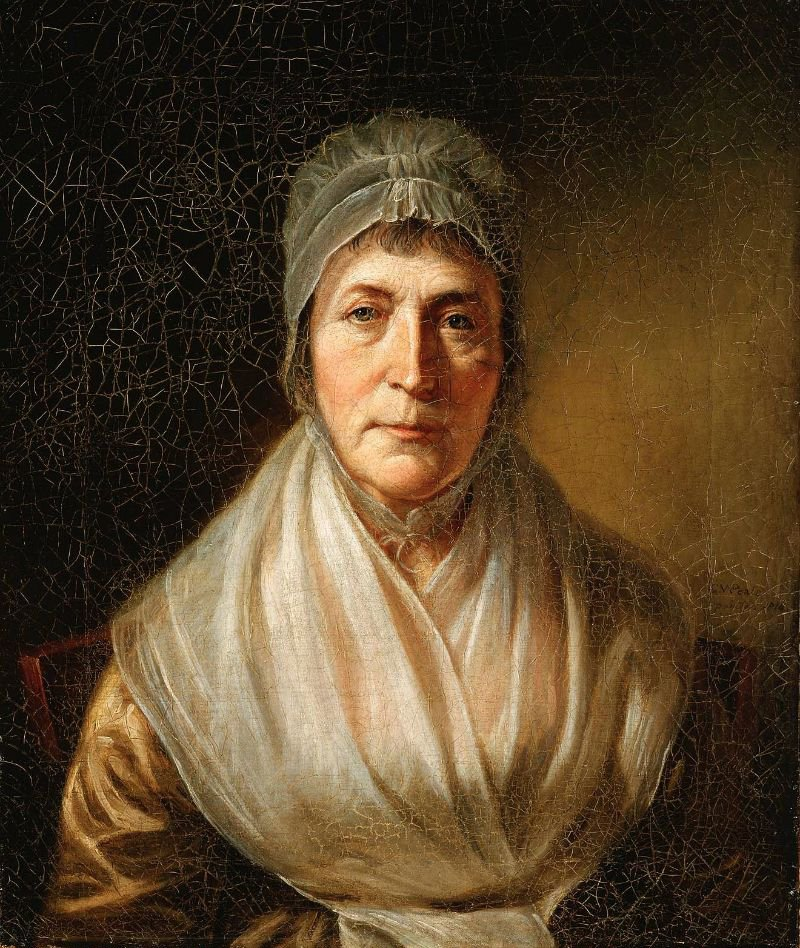 Mrs Charles Willson Peale Hannah Moore 1816 | Charles Willson Peale | oil painting