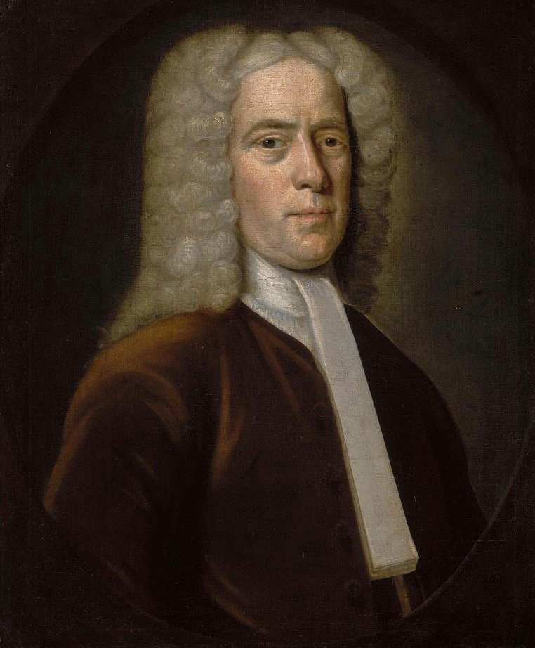 Judge Edmund Quincy 1737 | John Smibert | oil painting