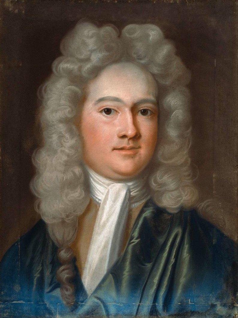 Thomas Amory 1770 | John Singleton Copley | oil painting